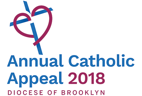 Annual Catholic Appeal logo