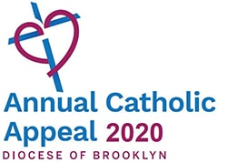 Annual Catholic Appeal 2020 logo